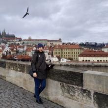 Прогулка по Праге. Карлов Мост