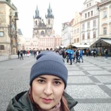 город Прага. Чехия. Староместская ратуша и астрономические часы