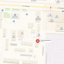 Офис на карте г. Альметьевск